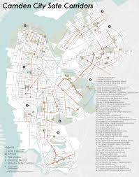 Camden County Maps Safe Corridor Maps Camden City District
