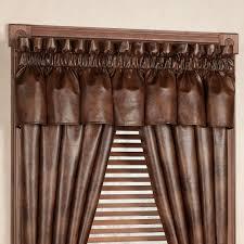 charming chocolate brown valances for window 134 chocolate brown