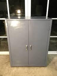 Vintage Metal File Cabinet Vintage Industrial Metal Filing Cabinet Army Green Cabinets