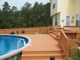 fence u0026 deck staining