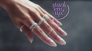 kay jewelers rings trend alert bolo bracelets stackable rings and climber earrings
