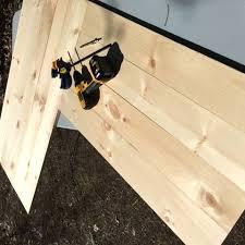 Build Cheap Desk Desk How To Make An L Shaped Desk How To Make A Cheap L Shaped