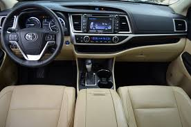 2015 toyota highlander xle review 2015 toyota highlander hybrid review and photo gallery
