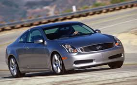 2004 Infiniti G35 Coupe Interior 2003 Infiniti G35 Coupe First Look Motor Trend