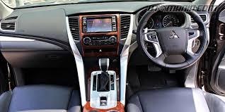 All New Pajero Sport List Kap Mobil Depan Molding Chrome 4 karakter utama mitsubishi all new pajero sport menyediakan