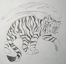 tiger wings wildspiritwolf by thashibainu on deviantart