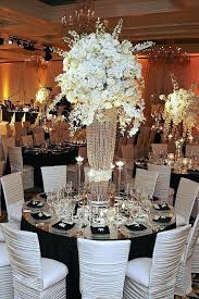 black and white wedding decorations black and white decor for wedding www edres info