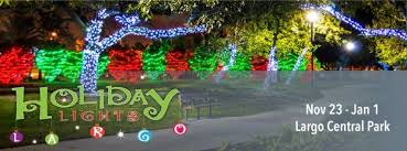 largo central park christmas lights holiday lights largo st petersburg clearwater fl dec 12 2017
