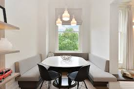 Kitchen Bench Seating Ideas Banquette Seating Ideas Dining Room Scandinavian With Kitchen