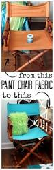 Change Upholstery On Chair by Paint Chair Fabric The Country Chic Cottage