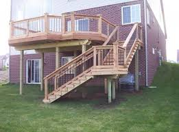 41 best deck ideas images on pinterest deck stairs deck plans