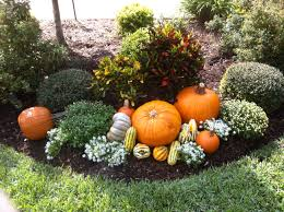 halloween front yard decorations halloween fall front porch yard decorating idea with dry trees