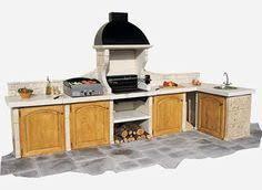 barbecue cuisine d été pose installation cuisine d été barbecue de taille alès
