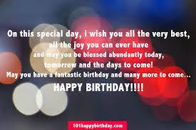 birthday wishes in 5 best birthday resource gallery