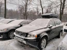 бокс на крышу автомобиля Volvo Xc 90 Thule Motion Xt Xl