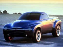 concept chevy chevrolet ssr concept 2000 u2013 old concept cars