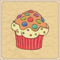 cupcake sketches stock photos freeimages com