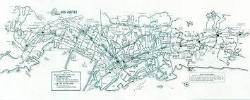 San Francisco Bus Map Maps Ac Transit