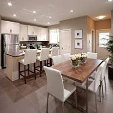 Table In Kitchen Sorrento By Carlisle Homes Interior Pinterest Sorrento