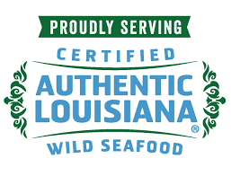 Louisiana travel programs images Deanie 39 s earns louisiana wild seafood seal jpg