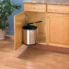 Large Kitchen Garbage Can Hanging Trash Can For Car Camco Wall Mount Trash Can Diy Hanging