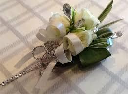 Prom Wristlets Flower Connexion Weddings