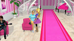 barbie u0027s dreamhouse party may be the most sarcastic game of all
