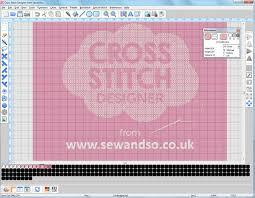 cross stitch pattern design software cross stitch chart designer software download includes dmc s 35