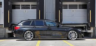 dahler tunes up new bmw 5 series touring ecu remote exhaust