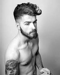 haircuts for biracial boys 25 curly fade haircuts for men manly semi fro hairstyles