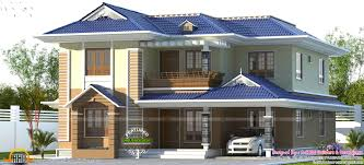 Kerala Sloped Roof Home Design by Sloping Roof U0026 Sloping Roof Houses In Kerala Kerala Home Design