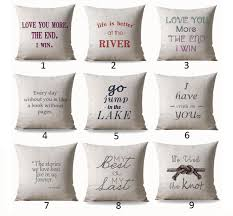 river house decor river pillow cover life is better at the