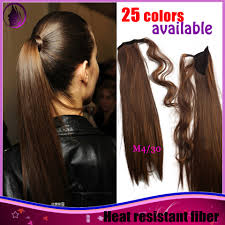 Pony Wrap Hair Extension by Online Buy Wholesale Silky Hair Wrap From China Silky Hair Wrap