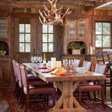 Rustic Dining Room Decorating Ideas by 100 Best Deluxe Dining Images On Pinterest Log Cabins Log Homes