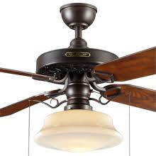 Ceiling Fan With Schoolhouse Light Heron Ceiling Fan With Light Kit 4 Blade Ceiling Fan With Light