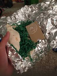 how my mother wrapped a chipotle gift card wraps gift and