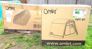 Rabbit Hutches And Runs Omlet Eglu Go Rabbit Hutch And Run Review Living Life Our Way