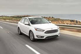 2016 ford focus reviews and rating motor trend