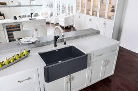 Kitchen Apron Sink Blanco Ikon Apron Front Single Bowl Blanco