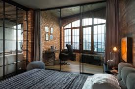 warehouse style home design warehouse style loft with stunning visual appeal