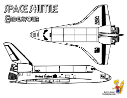 space shuttle coloring pages kids coloring free kids coloring
