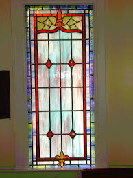 stained glass windows at jerusalem house of god in charlotte nc