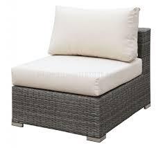 4 Cushion Sofa by Cm Os2128 4 Outdoor U Shaped Sectional Sofa W Ottoman