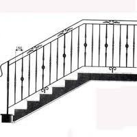 Iron Grill Design For Stairs Buy Iron Stairs Railing Decorative Wrought Iron Stairs Grill