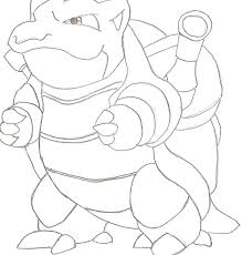 pokemon coloring pages google search pokemon coloring pages blastoise color page google search drawings