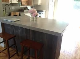 light colored concrete countertops ideas about diy outdoor kitchen on pinterest made from pallets a