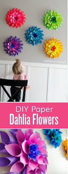 best 25 paper flowers craft ideas on paper flowers