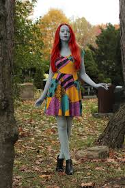 Halloween Costumes Sally Nightmare Christmas Natalie Topic Sally Dress Steve Madden Booties