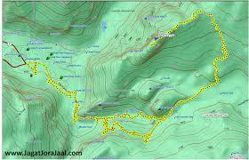 Yosemite Topo Map Jagatjorajaal Com Nature Landscape Travel Hiking Archaeology