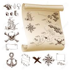 Blank Treasure Map by Treasure Map Background Images U0026 Stock Pictures Royalty Free